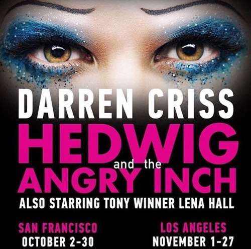 broadway - The Hedwig and the Angry Inch Tour in SF and L.A. (Promotion, Pre-Performances & Miscellaneous Information) - Page 2 Tumblr_ocdwpc7uTn1uetdyxo1_500