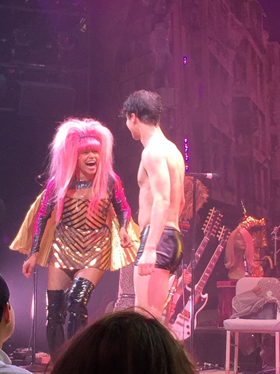 darrenishedwig - Pics and gifs of Darren in Hedwig and the Angry Inch on Broadway. Tumblr_nq6b14Y2Qk1qdtnwjo10_1280