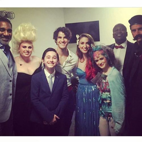 The Little Mermaid at the Hollywood Bowl on June 3, 4, and 6, 2016 - Page 2 Tumblr_o8b96ugO321uetdyxo1_500