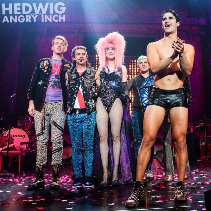 star - Fan Reviews, Media Reviews, and comments from members of the Media, about Darren in Hedwig and the Angry Inch--SF and L.A. Tour  - Page 4 Tumblr_og3cltWp5T1ubd9qxo2_1280