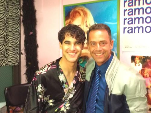badapplesinthebigapple - Who saw Darren in Hedwig and the Angry Inch on Broadway? Tumblr_nns0jfGZXR1qbqtkso1_500