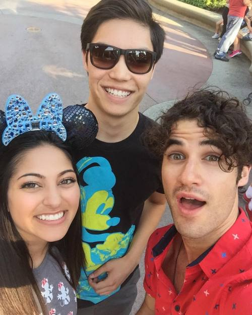 Topics tagged under disneyscaliforniaadventure on Darren Criss Fan Community Tumblr_ob7hixIaAH1uetdyxo1_500
