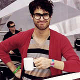 concert - Some of my favorite past photos/gifs of Darren Tumblr_miynv4ZZJR1qgcgqgo2_250
