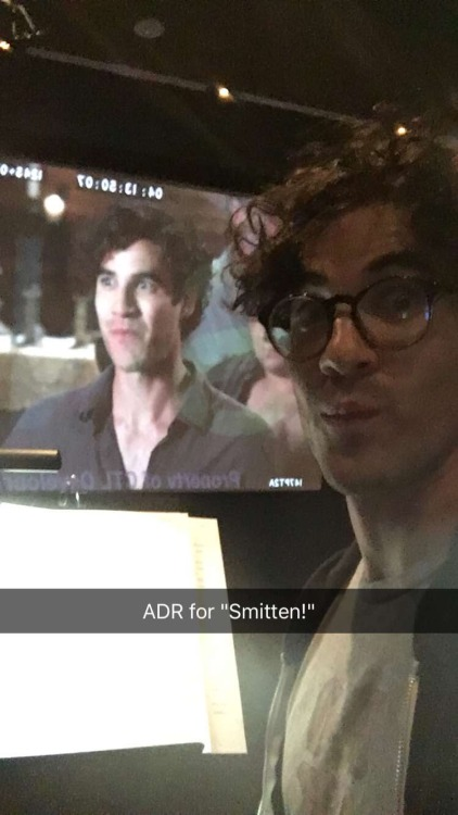 """darrencriss - All You Ever Wished For (formerly """"Smitten!"""") - Page 2 Tumblr_ob3sd4XLQ61uetdyxo1_500"""
