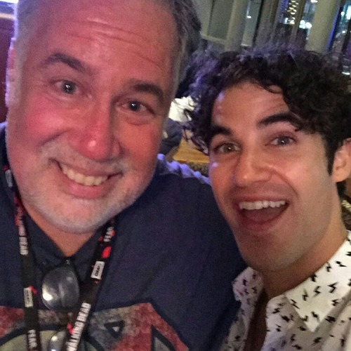 Topics tagged under sandiegocomiccon on Darren Criss Fan Community Tumblr_oapmmlGTgF1qeegj9o1_500