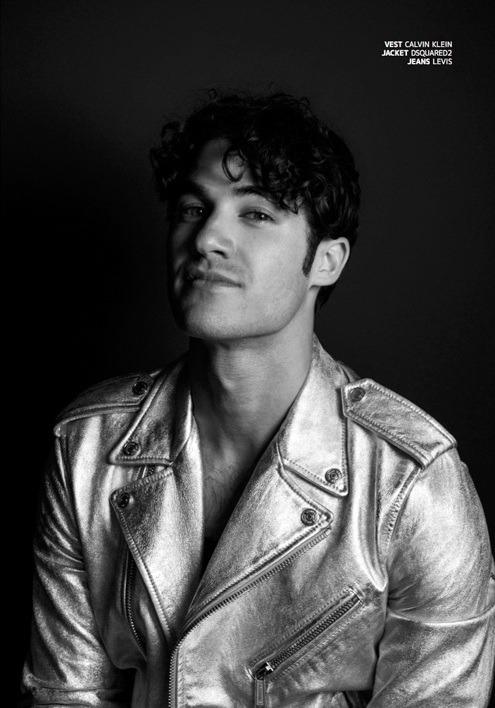 soproud - Photos/Gifs of Darren in 2016 - Page 2 Tumblr_odepf0MGtC1u4l72go2_500