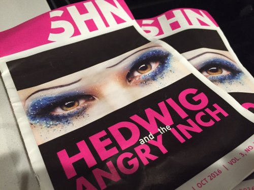brilliantperformance - Fan Reviews, Media Reviews, and comments from members of the Media, about Darren in Hedwig and the Angry Inch--SF and L.A. Tour  Tumblr_oeh2r1EKeQ1uetdyxo2_500