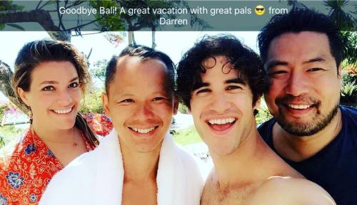 naturallight -  Darren Appreciation Thread: General News about Darren for 2016  Tumblr_o7wh5aB4Pg1uetdyxo1_500
