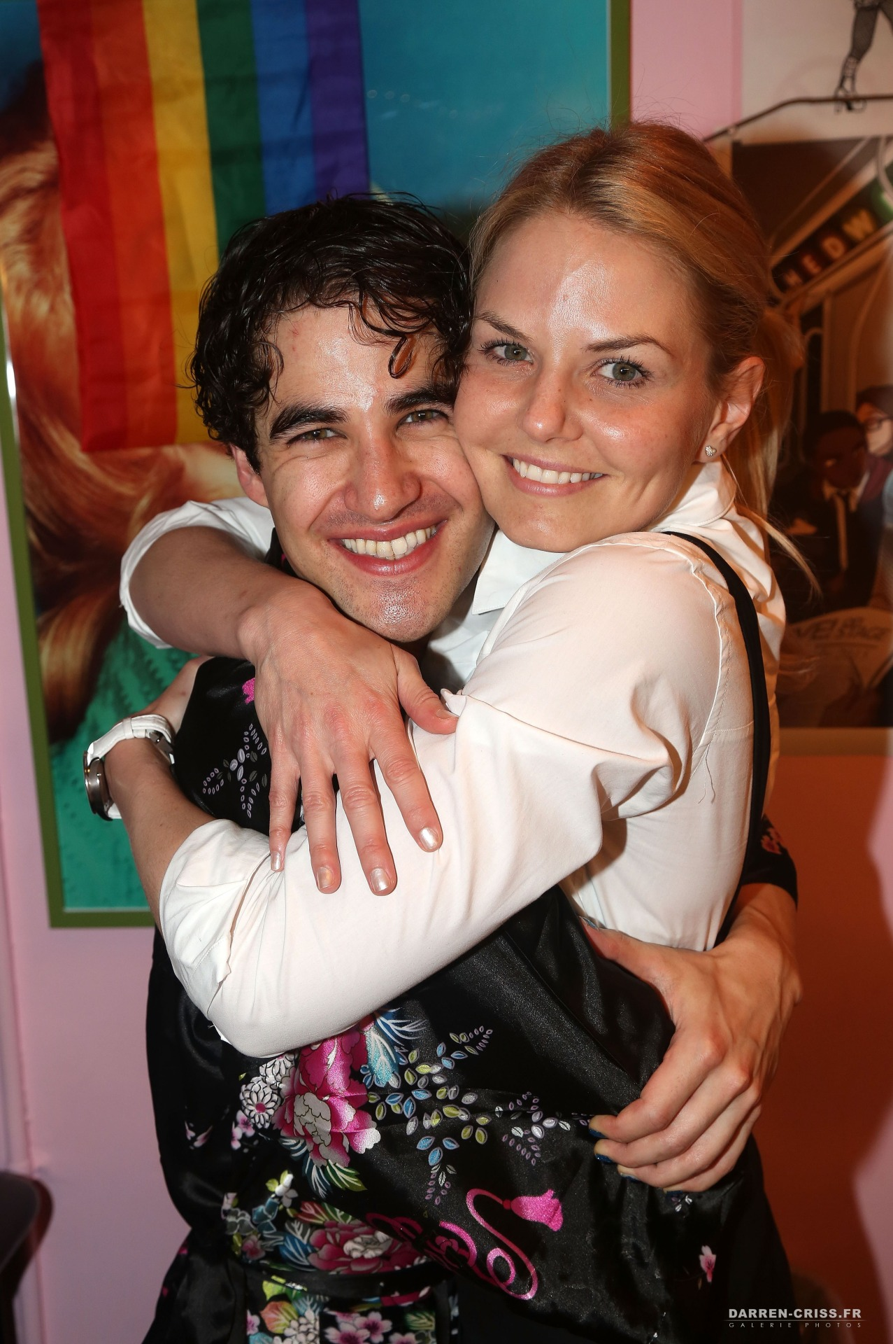 weddingpartyduties - Some of my favorite past photos/gifs of Darren - Page 2 Tumblr_nqpgot07Yr1qayexuo4_1280