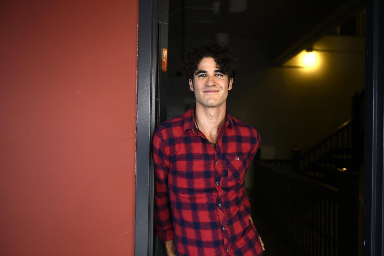 soproud - Photos/Gifs of Darren in 2016 - Page 2 Tumblr_ocoad7n5tt1u4l72go2_1280