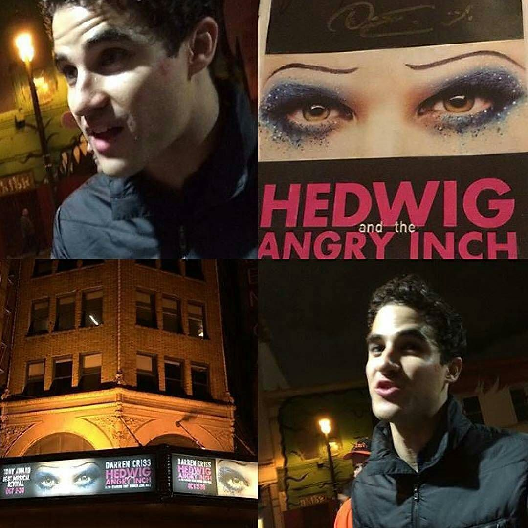 Theatre - Fan Reviews, Media Reviews, and comments from members of the Media, about Darren in Hedwig and the Angry Inch--SF and L.A. Tour  - Page 2 Tumblr_of5wxw2ilo1ubd9qxo1_1280