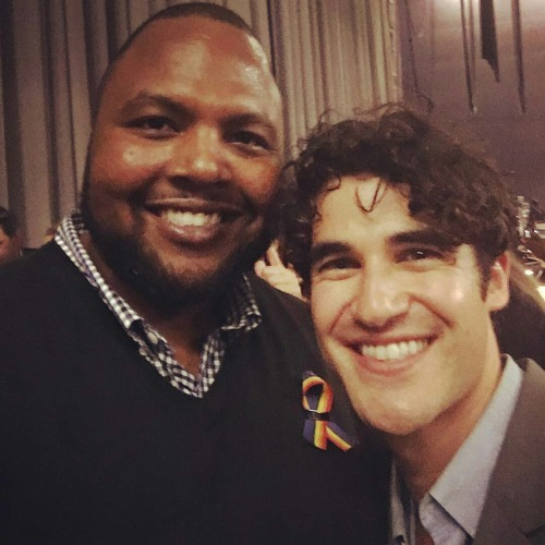 maninthemirror - Darren's Charitable Work for 2016 Tumblr_oax27isT7E1qeegj9o1_500