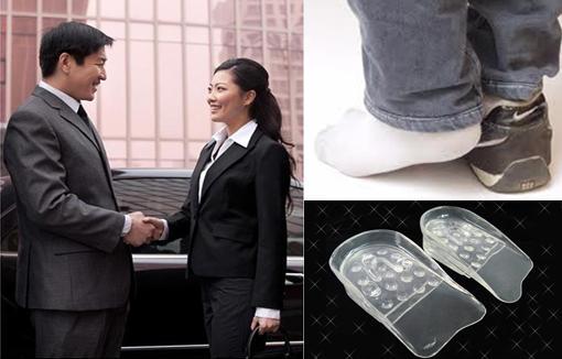 Lót giày silicon ,tăng chiều cao . Bzsg43xhckj4inh2b