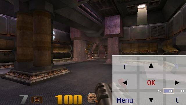 Quake 2 за Symbian^3 C1llm343h70epj93k