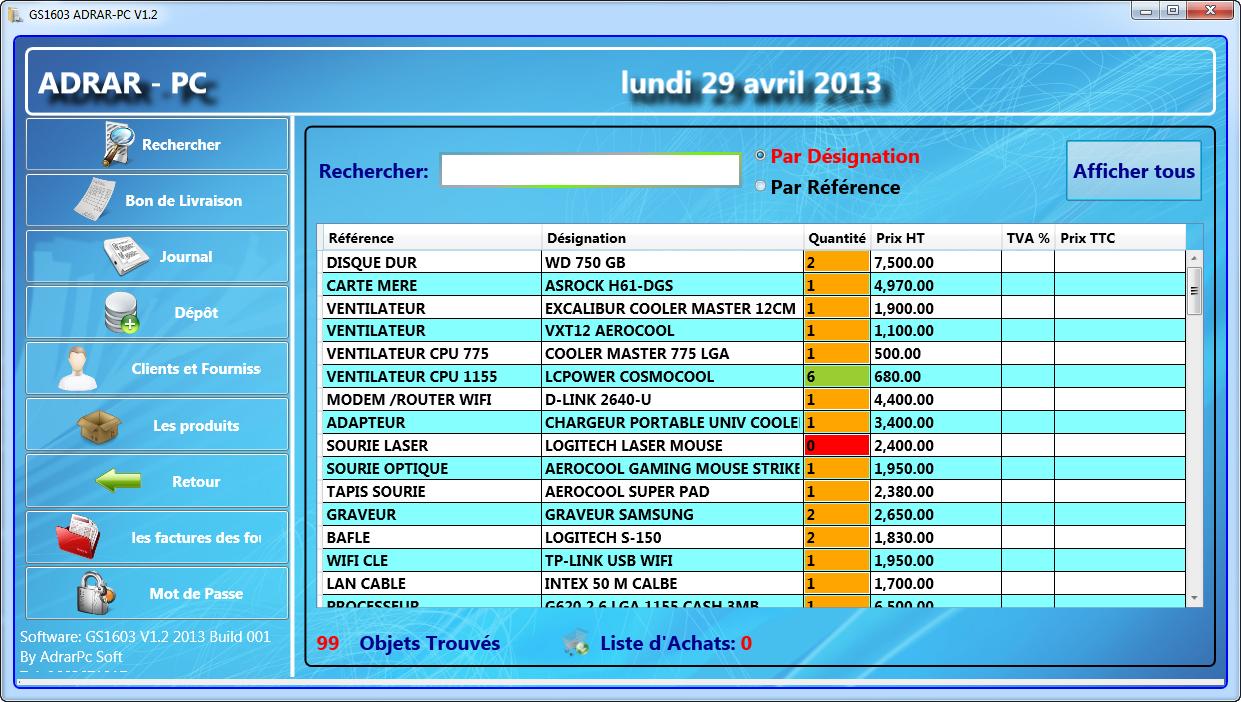 GESTION - Logiciel caisse et gestion de magasin C# (avec code source) Cdnfi432ujggw1om8