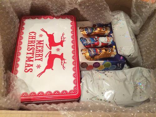 My amazing Secret Santa box Ctzcjcg8zexikph4l