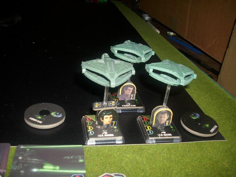 Romulaner vs.Borg, Kampf um das System B11-05 D4f2nlv4kf0q5rqa0