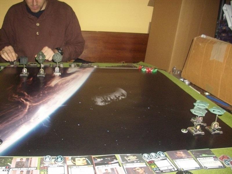 Romulaner vs.Borg, Kampf um das System B11-05 D4f2qvjf6k9ccbxl4
