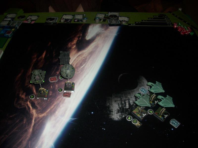 Romulaner vs.Borg, Kampf um das System B11-05 D4f2wprlplrl89new
