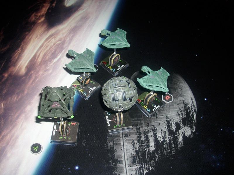 Romulaner vs.Borg, Kampf um das System B11-05 D4f2y12xajp5e1d54