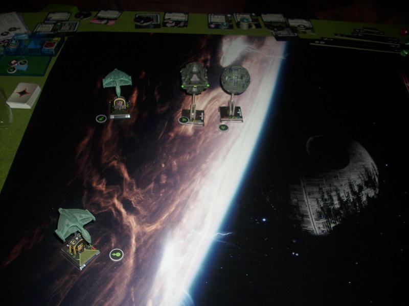 Romulaner vs.Borg, Kampf um das System B11-05 D4f32bi95mscor1zc