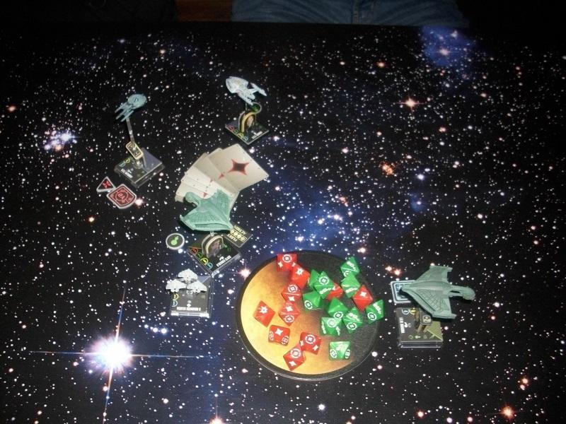 Romulaner vs. Föderation Kampf um das Devron System Part I D4f51by11kglsplu0