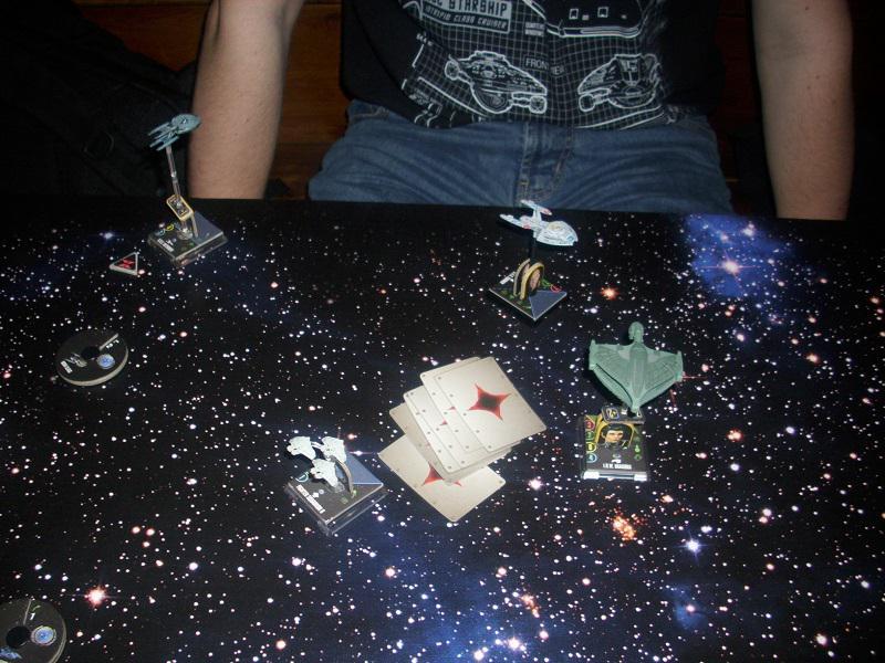 Romulaner vs. Föderation Kampf um das Devron System Part I D4f52n2t0ig2o0l3c