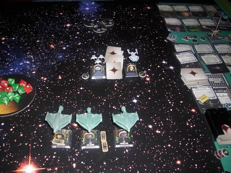 Romulaner vs. Föderation Kampf um das Devron System Part II D4f5fj4g72zddxuq0