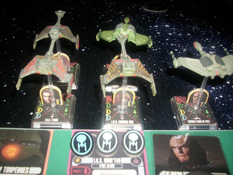 Das Empire muss wachsen! Klingonen gegen Romulaner (Classic) D8c94g4i5jk8s9alg