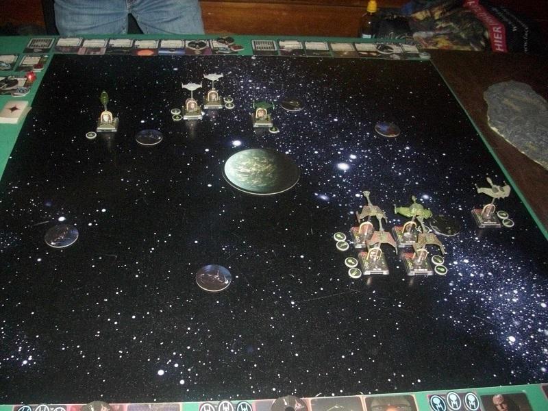 Das Empire muss wachsen! Klingonen gegen Romulaner (Classic) D8c96hqhuwj02w6as