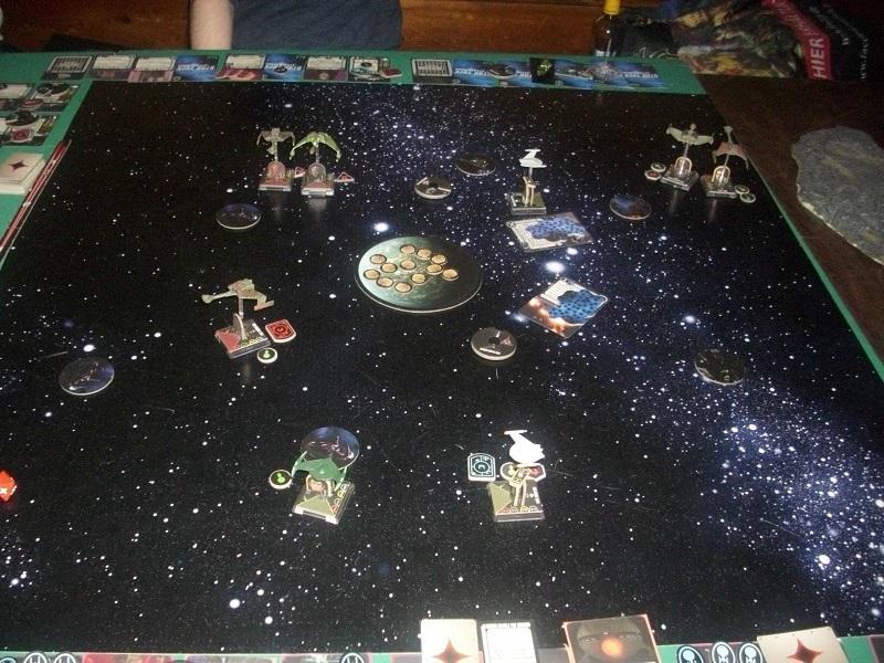 Das Empire muss wachsen! Klingonen gegen Romulaner (Classic) D8ca1wi2hgr21m4mc