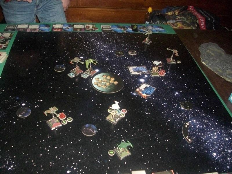 Das Empire muss wachsen! Klingonen gegen Romulaner (Classic) D8ca5htofu7pz4r8k
