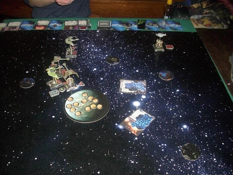 Das Empire muss wachsen! Klingonen gegen Romulaner (Classic) D8cafvonfh5n4kf6s