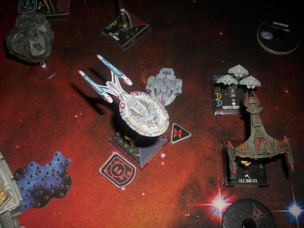 Der Kampf um das Herz des Kahless (Föderation vs.Klingonen, Argus System) D8javrn7un4rksn6e