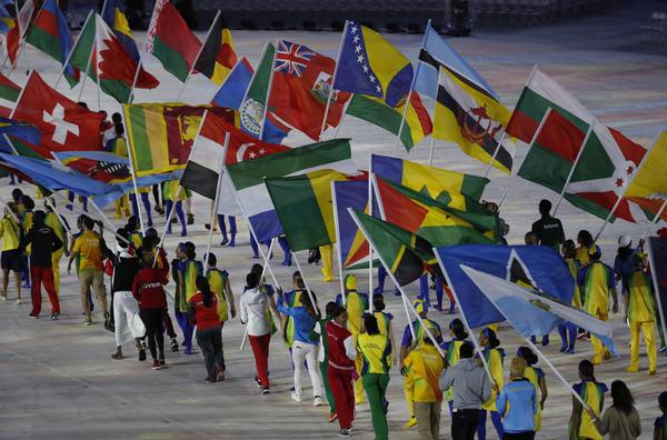 Así fue la ceremonia de clausura de los Juegos Olímpicos 2016. - Página 2 Tumblr_ocb90meebb1ttlfhbo1_1280