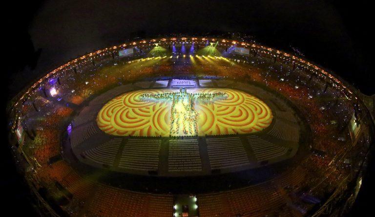 Así fue la ceremonia de clausura de los Juegos Olímpicos 2016. - Página 2 Tumblr_ocb952ld1w1ttlfhbo1_1280