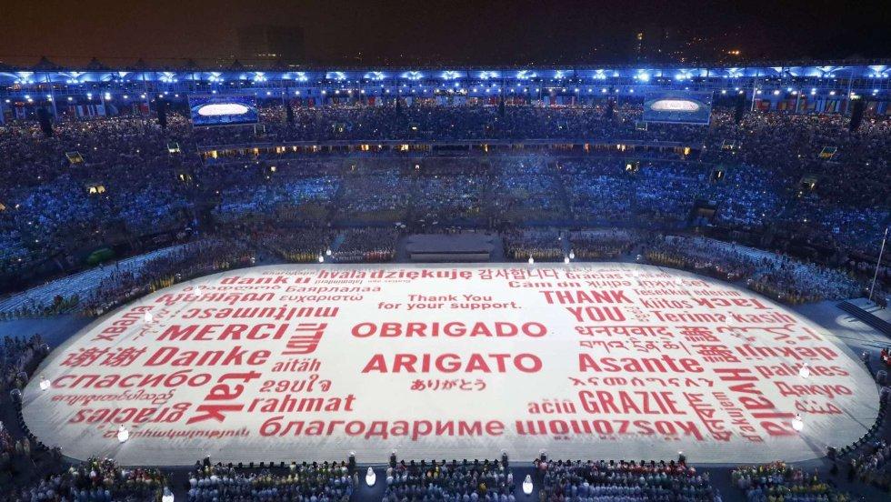 Así fue la ceremonia de clausura de los Juegos Olímpicos 2016. - Página 2 Tumblr_ocb9e4uCtg1ttlfhbo1_1280