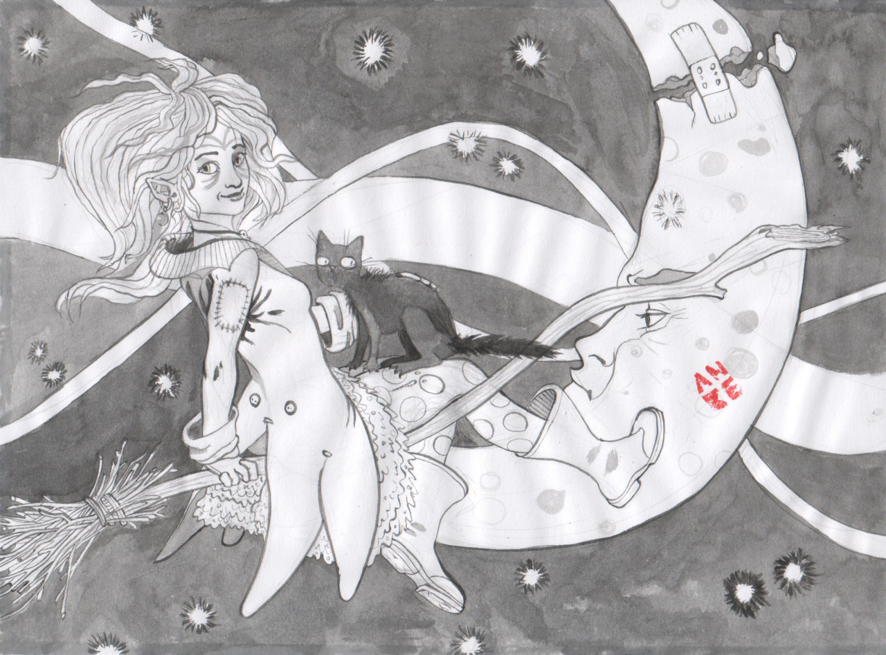 #5 Halloween - Illusion Magazin Tumblr_oeuk7sxlyp1ts4z2do1_1280