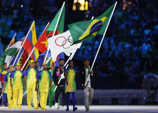 Así fue la ceremonia de clausura de los Juegos Olímpicos 2016. - Página 2 Tumblr_ocb8x2fuW01ttlfhbo1_1280