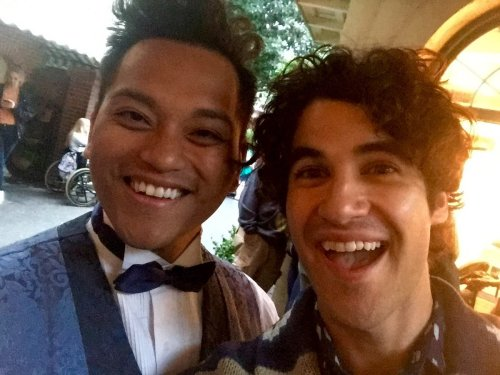 music -  Darren Appreciation Thread: General News about Darren for 2016  - Page 2 Tumblr_o8ohmxSGoQ1uetdyxo1_500