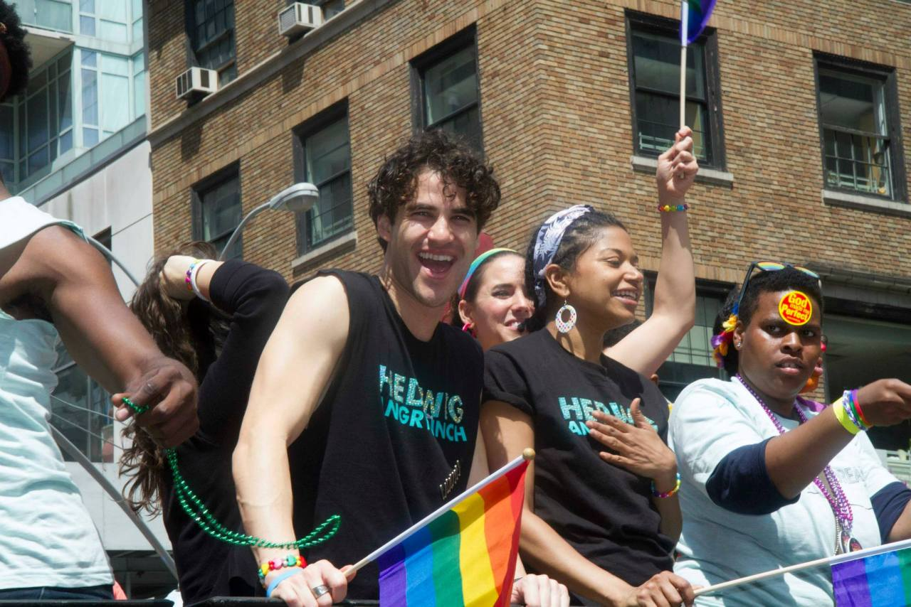 Topics tagged under pridenyc on Darren Criss Fan Community Tumblr_nr6jjeFhON1r4gxc3o2_1280