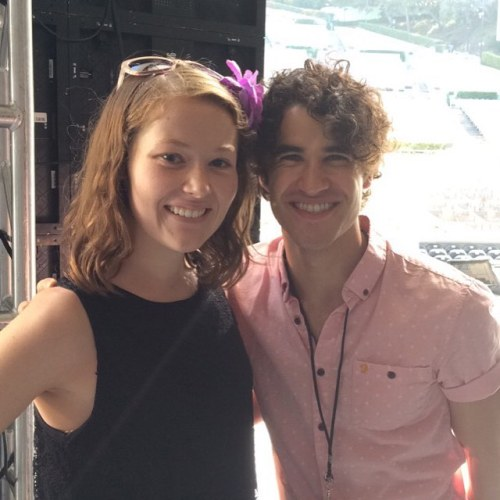 DARRENCRISS - The Little Mermaid at the Hollywood Bowl on June 3, 4, and 6, 2016 Tumblr_o887gpB67e1uetdyxo1_500