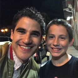 Topics tagged under theatre on Darren Criss Fan Community Tumblr_oenzgmnPP81uetdyxo1_250