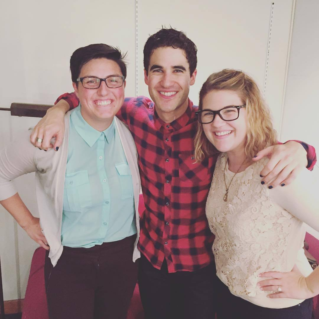 "publicarts - Pics, gifs, media videos, curtain call videos, stage door videos, and posts of ""who saw Darren"" in Hedwig and the Angry Inch--SF and L.A. (Tour),  - Page 3 Tumblr_of4cr8NB8r1uetdyxo1_1280"