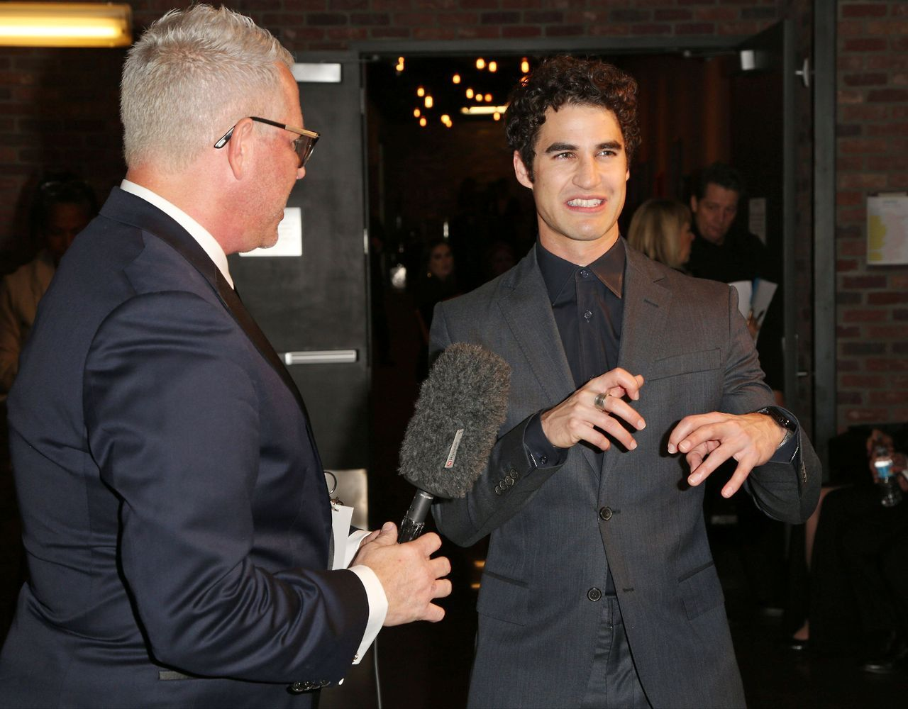 Topics tagged under ryanmurphy on Darren Criss Fan Community Tumblr_olnzf2Qxuw1qayexuo8_1280