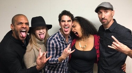 "amagicallife - Pics, gifs, media videos, curtain call videos, stage door videos, and posts of ""who saw Darren"" in Hedwig and the Angry Inch--SF and L.A. (Tour),  - Page 7 Tumblr_ohbdiqIG171uetdyxo1_500"
