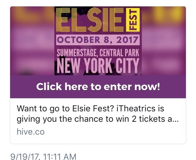 Tomorrow - Elsie Fest 2017 - Page 2 Tumblr_owja2ffFqQ1ubd9qxo2_1280