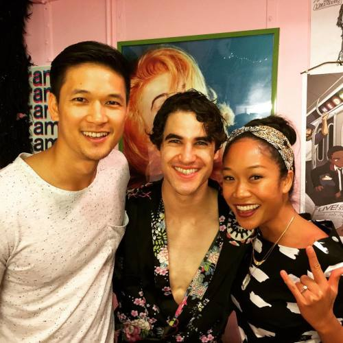 soproud - Who saw Darren in Hedwig and the Angry Inch on Broadway? - Page 2 Tumblr_nrpvu60Wi21r4gxc3o1_500