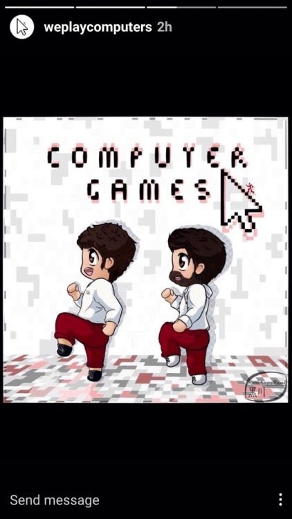 computergames - Music by Computer Games (Darren and Chuck's Band) - Page 3 Tumblr_omq1ggzy9O1ubd9qxo2_500