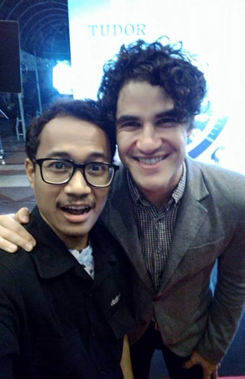 glee -  Darren Appreciation Thread: General News about Darren for 2016  Tumblr_o70vm29iQC1uetdyxo1_500